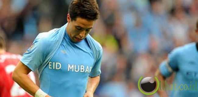 Samir Nasri - Gelandang Manchester City
