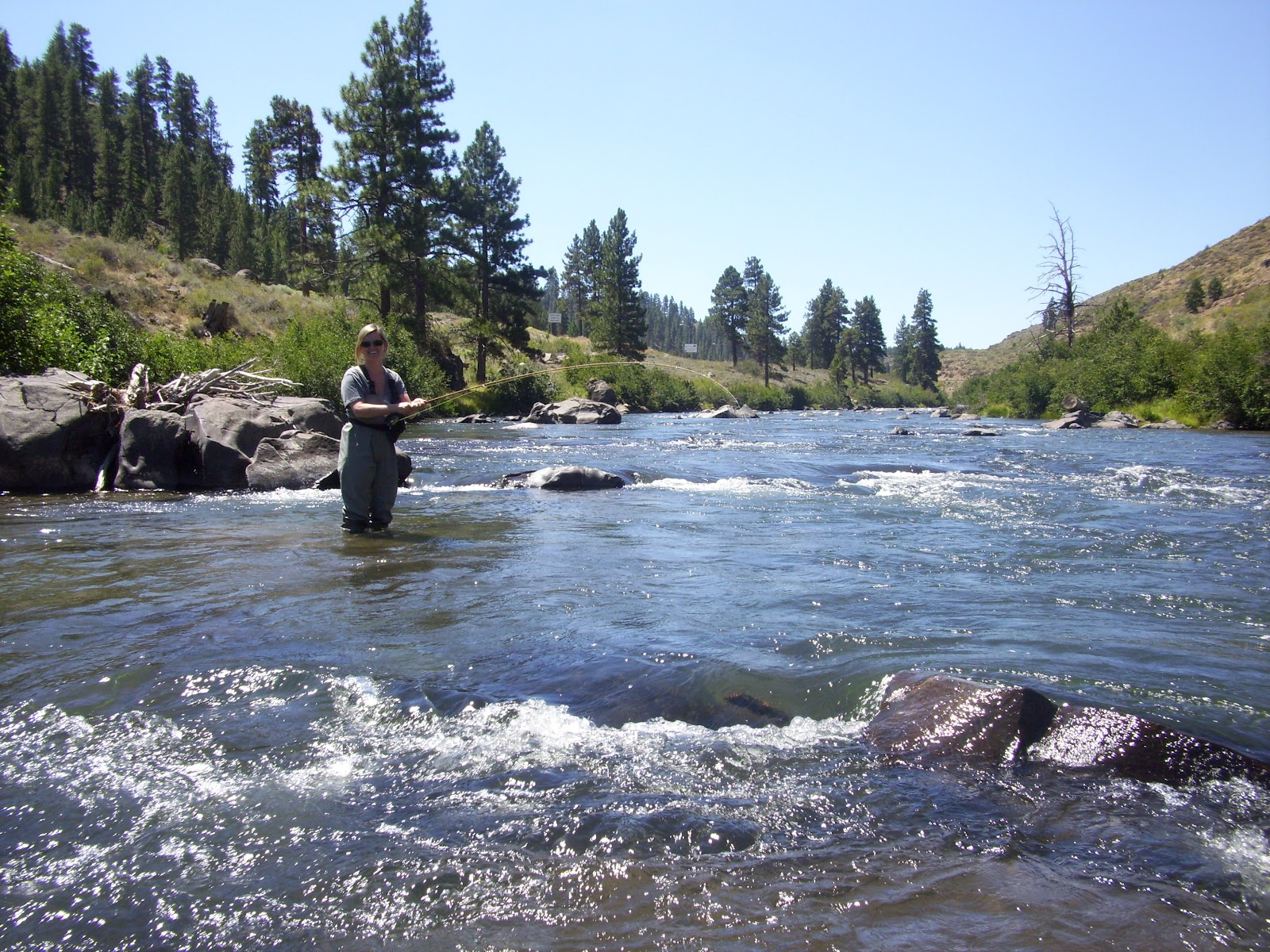 northern sierra fly fishing truckee river fishing report ForTruckee River Fishing Report
