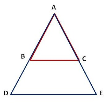 how to tell if a triangle is similar