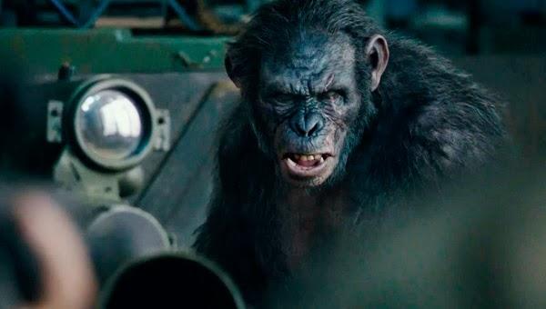 """Toby Kebbell es Koba en """"El Amanecer del Planeta de los Simios"""""""