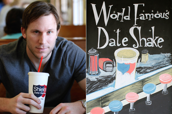 World-famous date shakes at Shields
