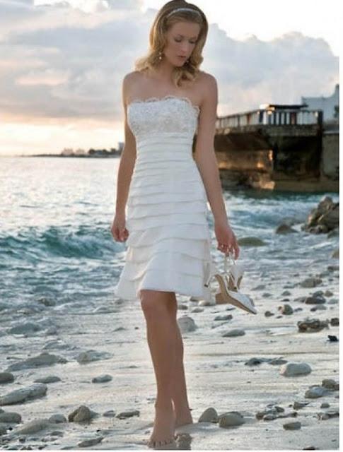vestido para novia