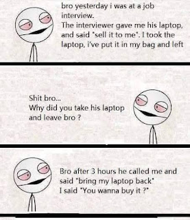 Intelligent Dude , latest dude , Funny dude , funny interview, interviewer trolled.