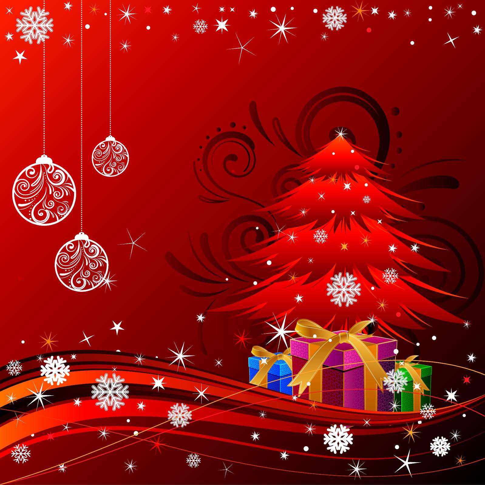 Banco de im genes gratis im genes de navidad y postales - Dibujos tarjetas navidenas ...