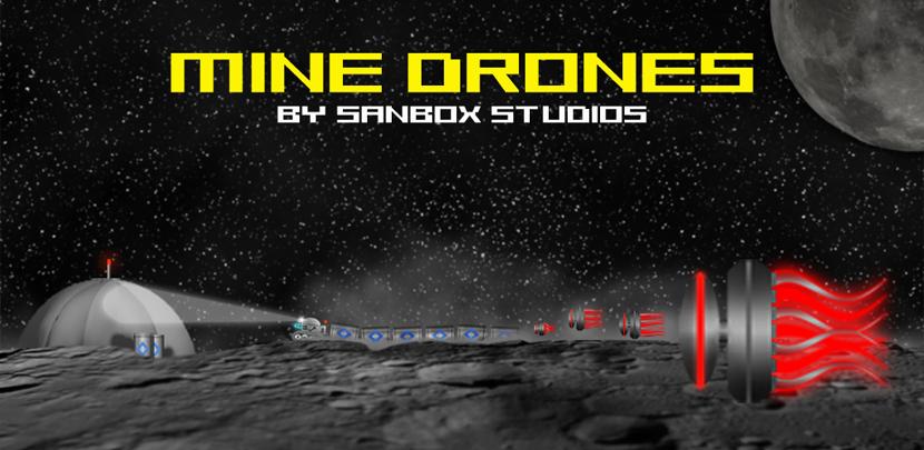 Mine Drones