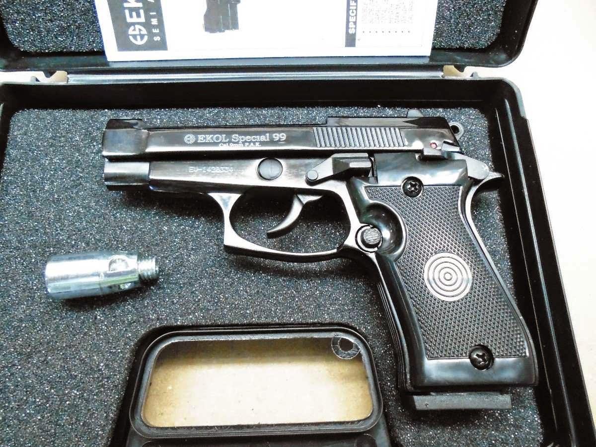 Pistolas traumaticas y pistolas de fogueo for Pistola para lacar muebles precio
