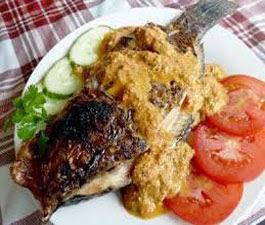 resep praktis dan mudah membuat (memasak) masakan khas betawi pecak (pecek) lele spesial enak, lezat
