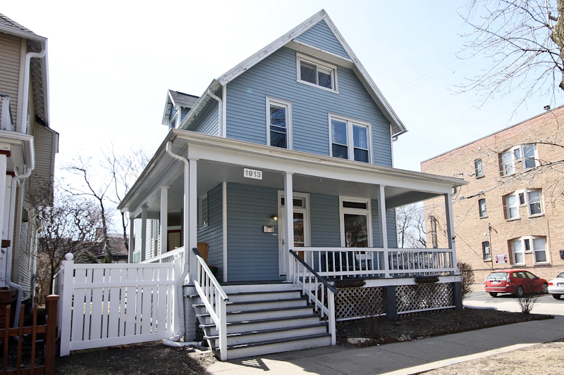 The chicago real estate local new for sale lincoln for House with wrap around porch for sale