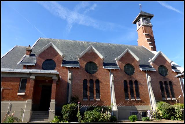 Eglise Sainte Bernadette Versailles