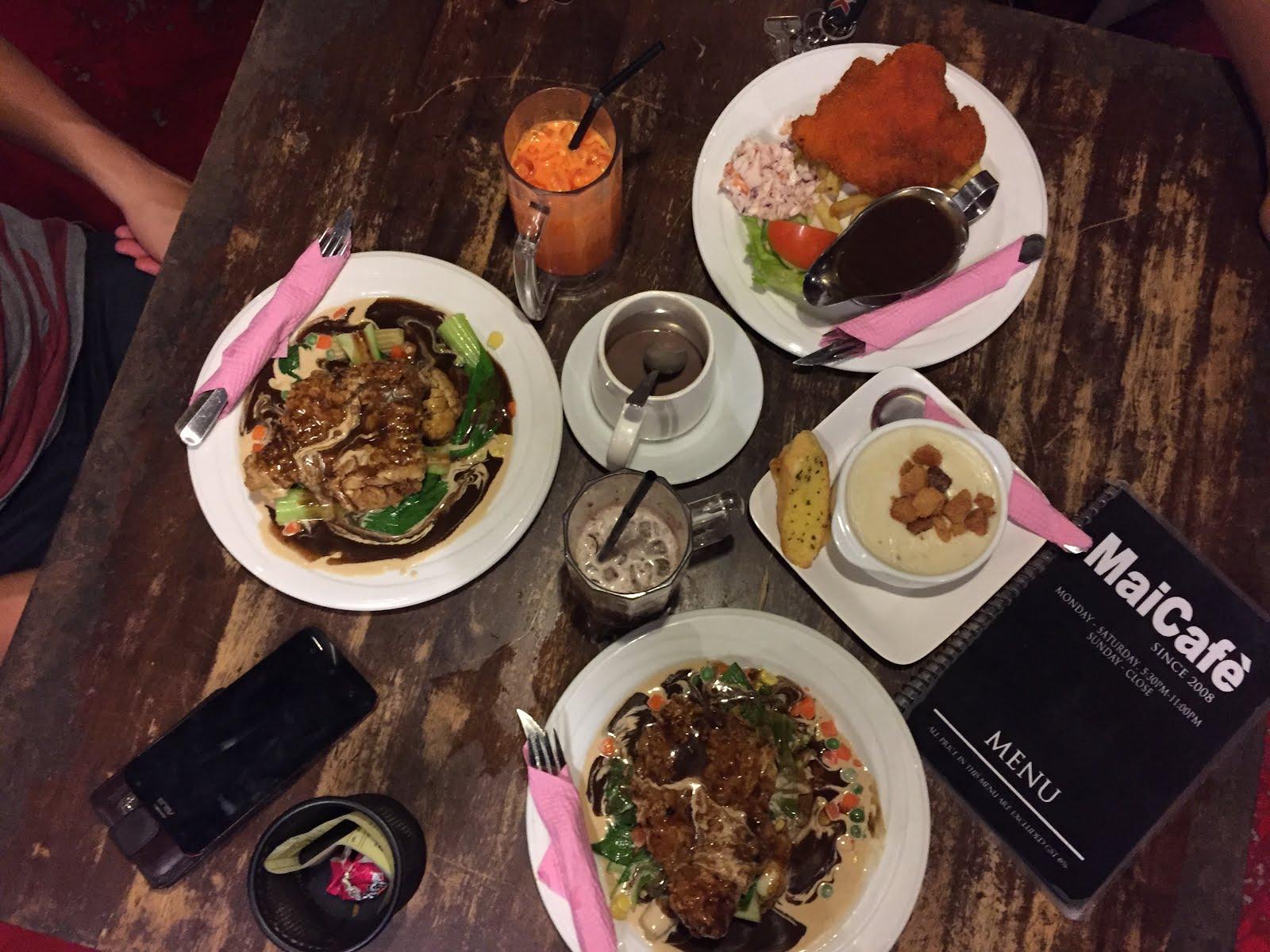 Mai Cafe - Kangar, Perlis