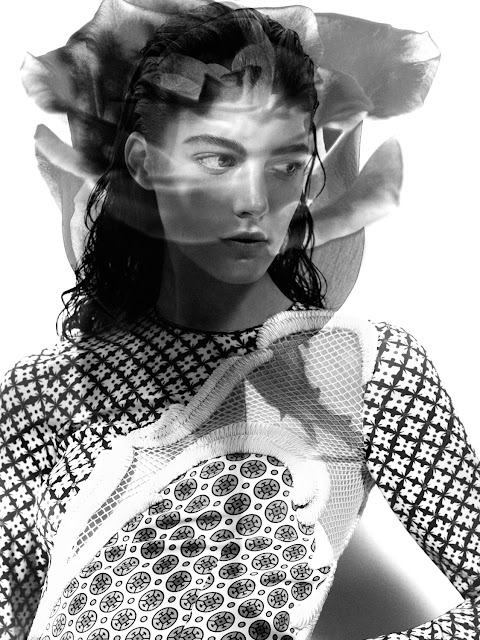 Stella McCartney SS12, Craig McDean, editorial, Interview Magazine
