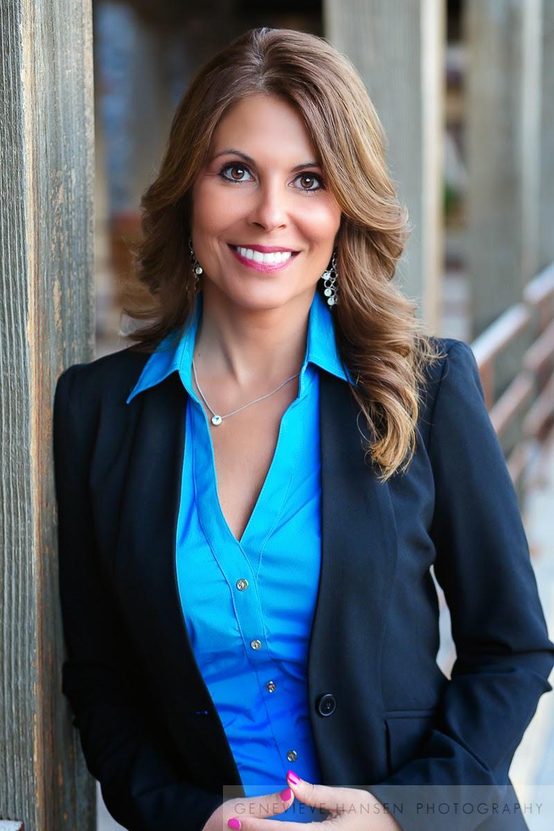 Genevieve Hansen Photo Realtor Headshots Scottsdale Portrait Photographer