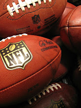Authentic NFL Game Used Footballs