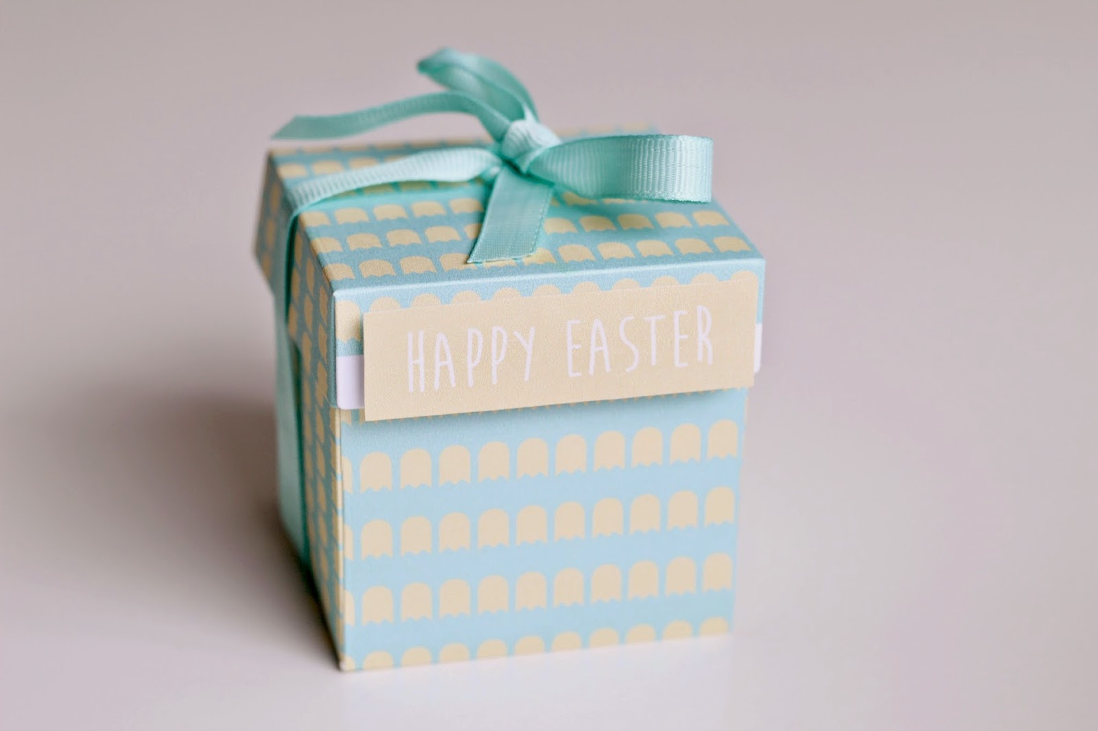 Crafting ideas from sizzix uk easter treats gift box negle