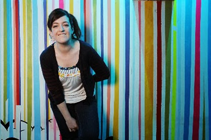 Maeve Higgins will headline the Craic Comedy Fest on January 30.