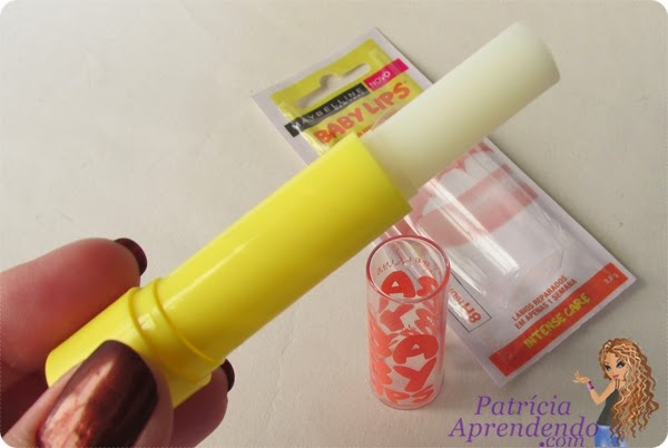 Baby Lips Maybelline Intense Care
