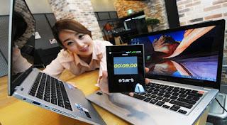 LG X Note Z350 ultrabook