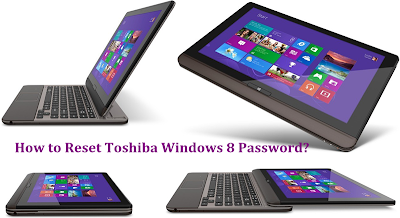 reset toshiba windows 8 password