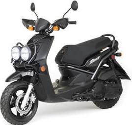 2011 Yamaha BWs 125 scooter