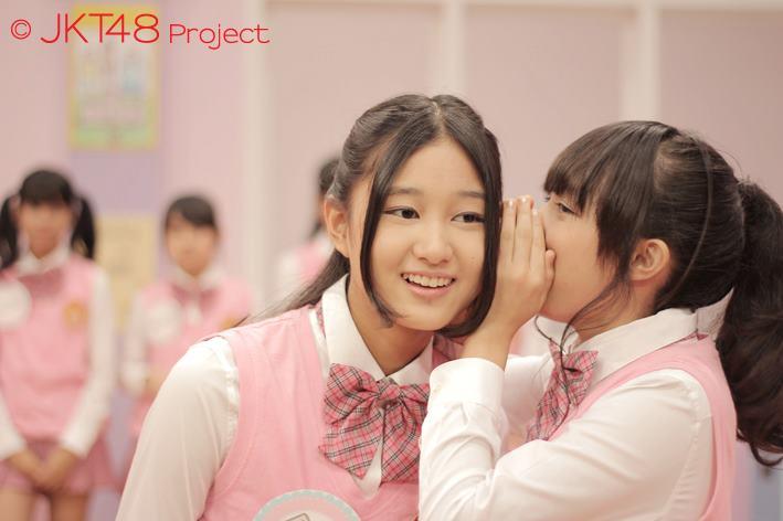 Rena dan Ahan JKT48 school episode 3