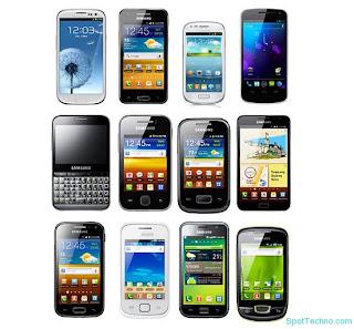 Harga Hp Samsung Terbaru Bulan Juni 2013