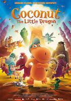 Der kleine Drache Kokosnuss (2015) Poster