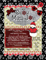 Snow Much Joy (Calico Patch Designs)