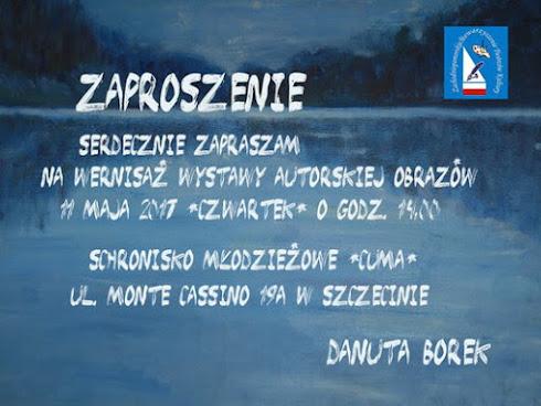 Wernisaż Danuty Borek