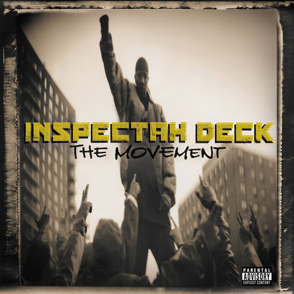 Inspectah Deck - The Movement Cover