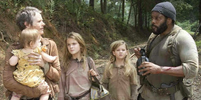 The Walking Dead 4x14: Il Bosco (questa sera)