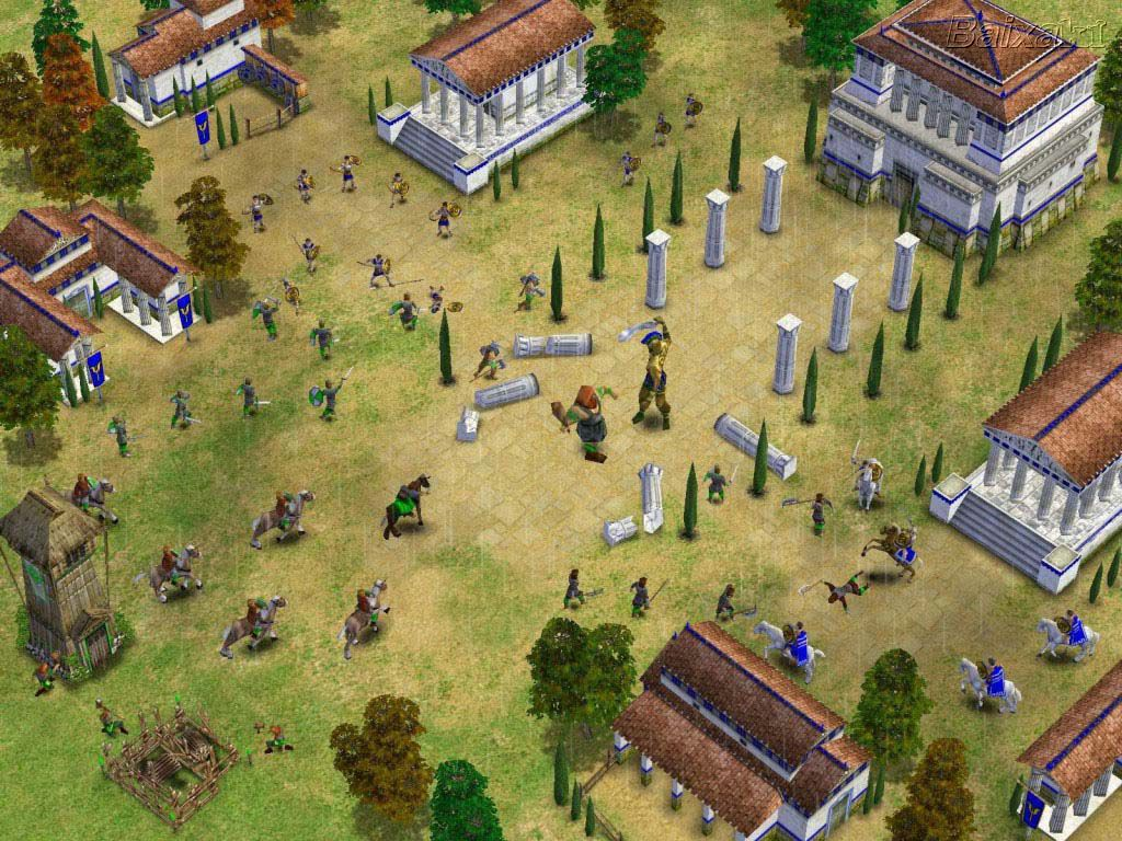 Age Of Mythology For Mac Full Game