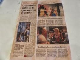 REPORTAJE TITULADO: LOS NUEVOS GURUS DE LA MODA