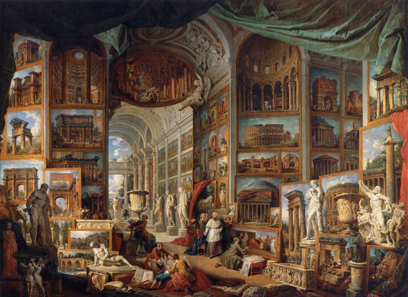 Art Of The Vatican Collections Week 4 From Neoclassicism