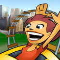 3D Rollercoaster Rush New York v1.2