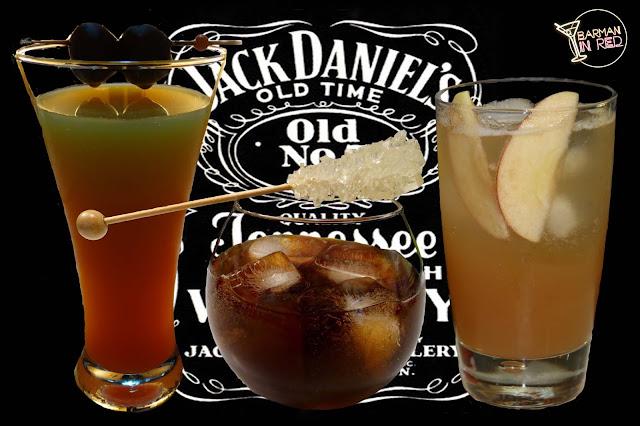 jack daniels cocktails