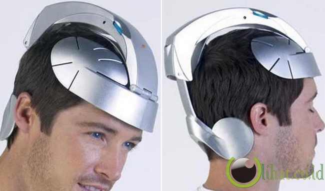 Spa Massager Kepala