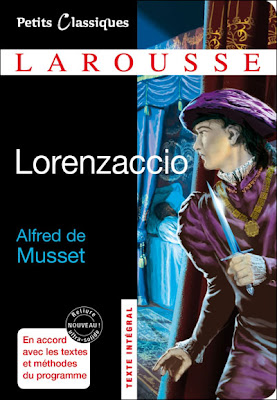 LORENZACCIO d'Alfred de Musset 9782035867902