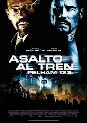 Asalto al tren Pelham 123 (2009) [Latino]