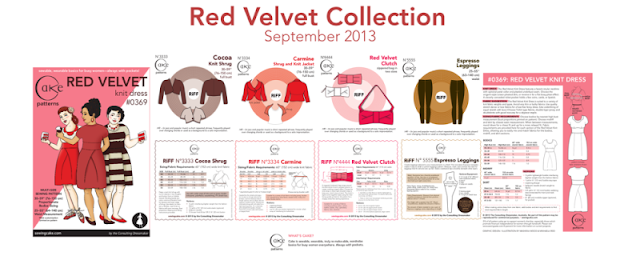 Red Velvet Collection—now on presale!