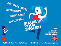 SHAKE UP YOUR ENGLISH