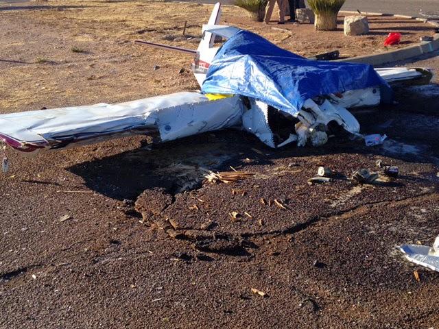Kathryn S Report Van S Rv 3 N625zh Fatal Accident