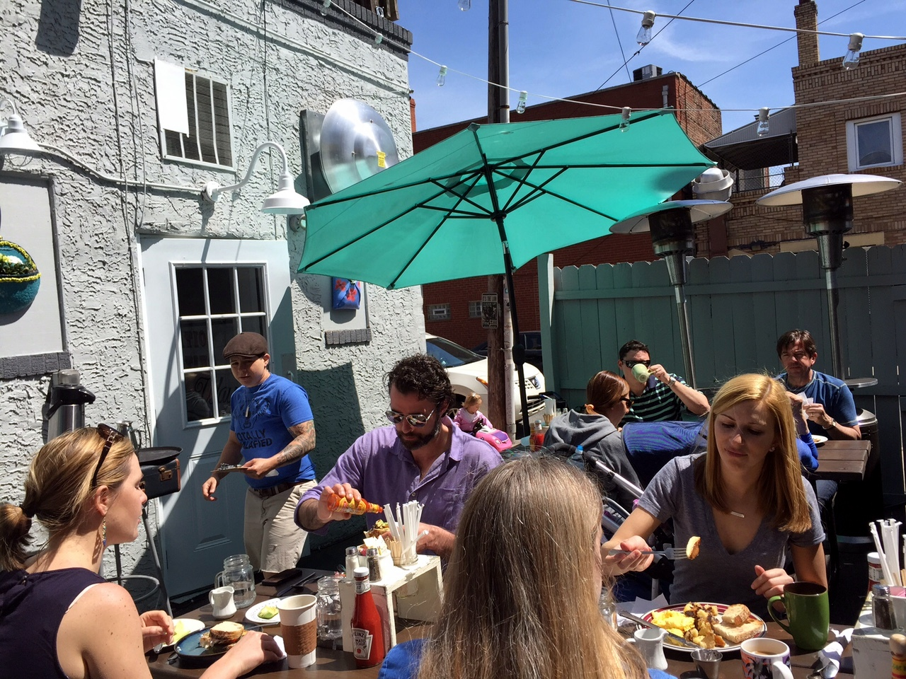 22nd philly where to brunch in graduate hospital for Little spoon cafe
