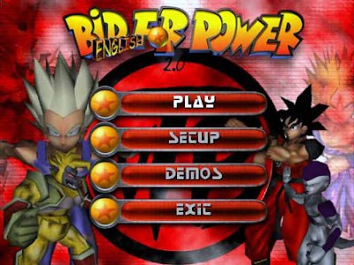 Dragon Ball Z: Bid For Power | www.wizyuloverz.com