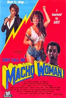 Hindi Dubbed They Call Me Macho Woman (1991) DVDRIP