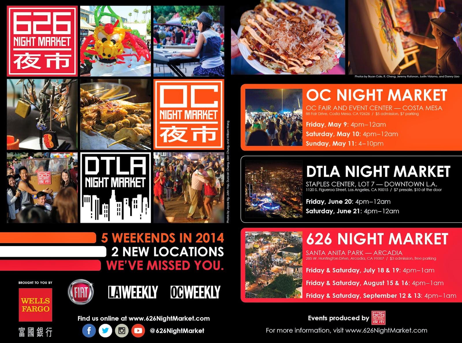 orange county, oc night market, asian food, music, entertainment, events, oc, foodie