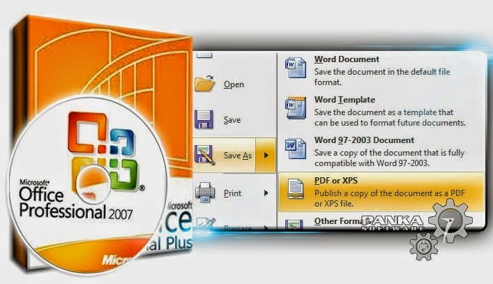 Download the latest version of Microsoft Save As PDF or