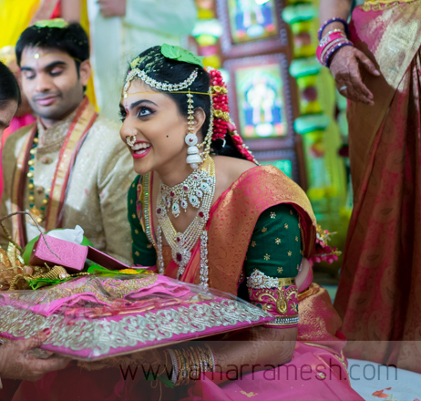 Gorgeous Bride in Amarramesh Photography