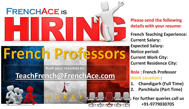 Frenchace The Best French Language Institute In Chandigarh
