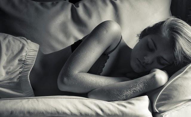 cara tidur nyenyak dan mimpi indah
