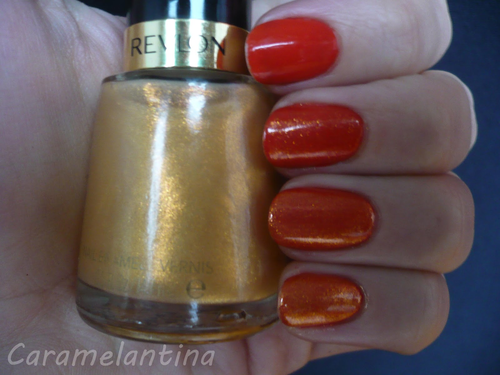 Revlon Gold Coast, opiniones swatch review